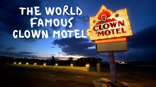 "The Clown Motel: ""America's Scariest Motel"""