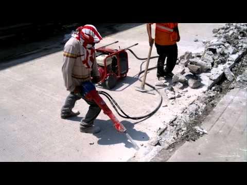 martillo demolicion hidraulico