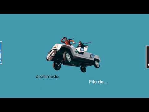 "ARCHIMEDE AU GARAGE   ""Fils De"""