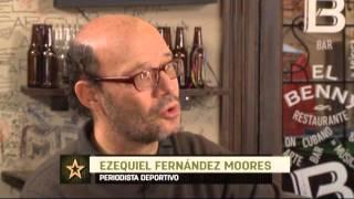 """""""Entrevista Social Club""""- Ezequiel Fernández Moores- Bloque 3"""