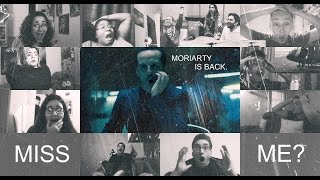 MORIARTY IS BACK | REACTIONS | SHERLOCK HOLMES | THE FINAL PROBLEM