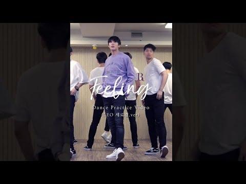 빅스LR(VIXX LR) - 'Feeling' Vertical Cam (LEO Focus)