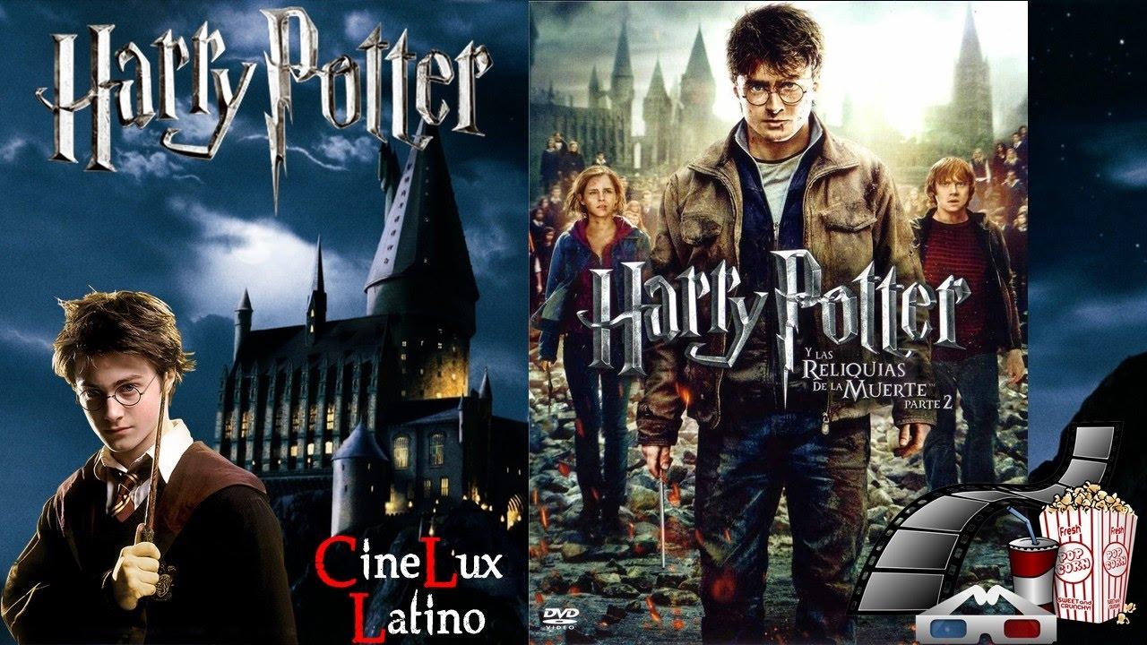 Harry Potter 7 Las Reliquias De La Muerte Parte 2 Trailer Audio Latino Youtube