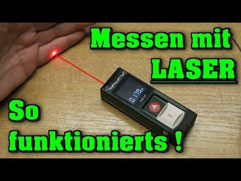 Würth laserafstandmeter wdm youtube