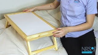 Adjustable Bed Tray Review