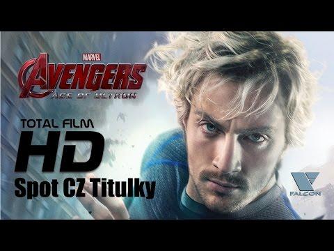 Avengers: Age Of Ultron (2015) Cooler Spot CZ Titulky