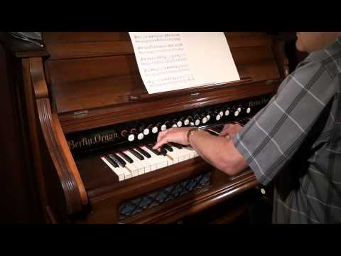 Reed Organ -- O Canada -- Canadian National Anthem