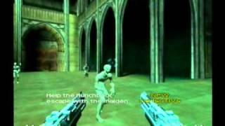 TimeSplitters 2 - Walkthrough (hard) Part 4 - Notre Dame 1895