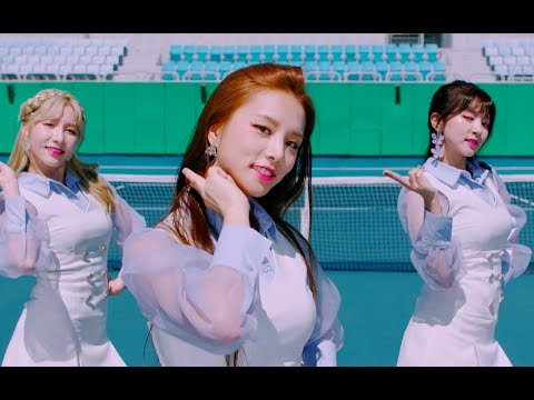 LABOUM「Hwi hwi -Japanese Ver.-」Music Video