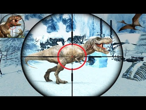 Dinosaur Hunt 2018 3D - Gameplay HD #1