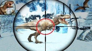 Dinosaur Hunt 2018 3D - Gameplay HD #1