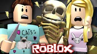 Roblox | Mistério do assassinato | Transformando pessoas em esqueletos!