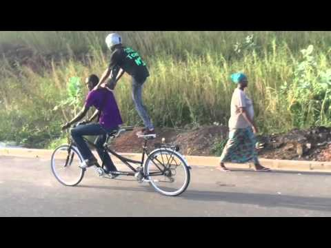 My last Sunday in Africa Bikelife