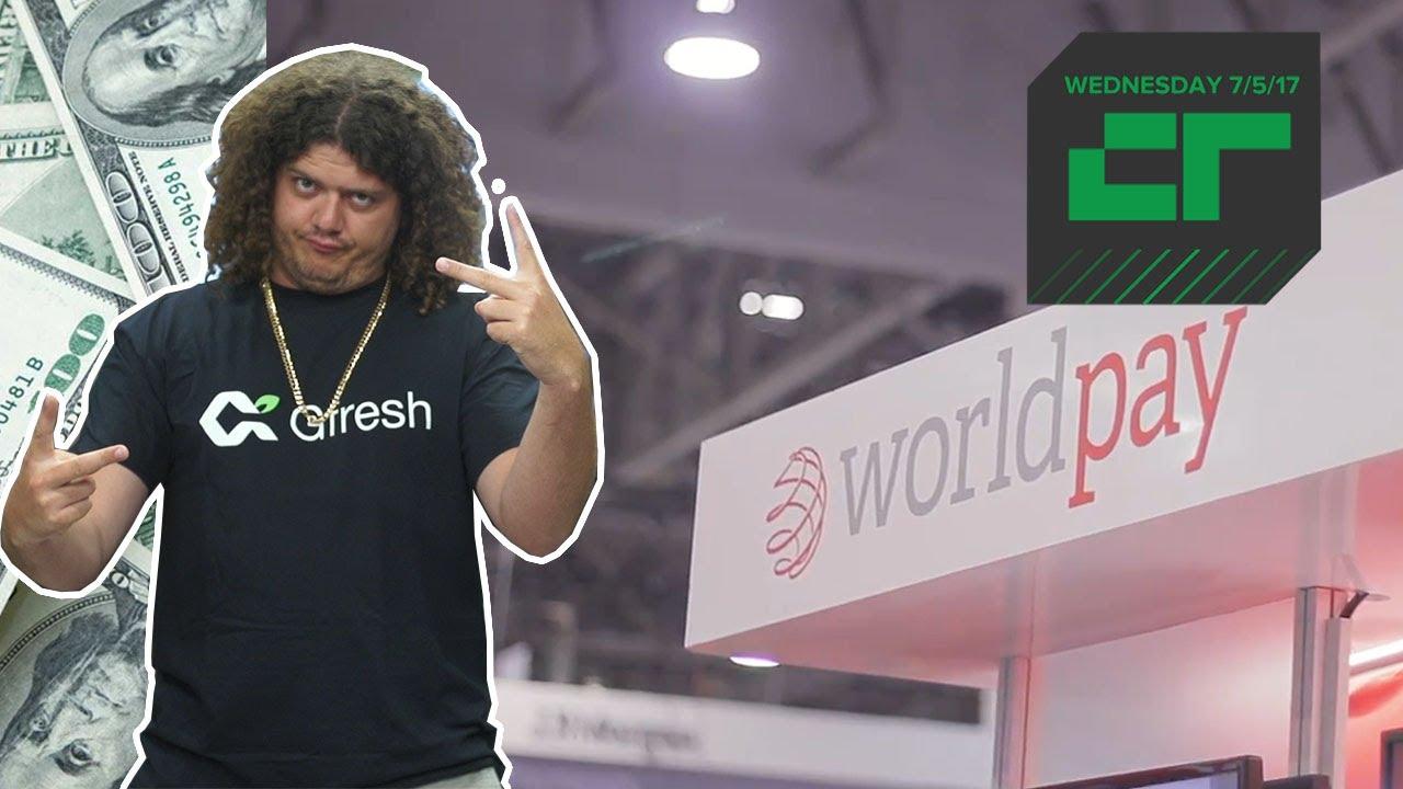 Vantiv Buys Worldpay for $10 Billion   Crunch Report