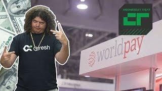 Vantiv Buys Worldpay for $10 Billion | Crunch Report