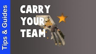 Carrying Your Team in Solo Queue