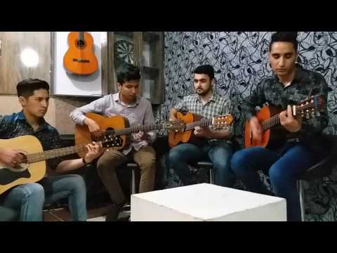 Valayar - Bazi, Guitar Cover By Strings Band