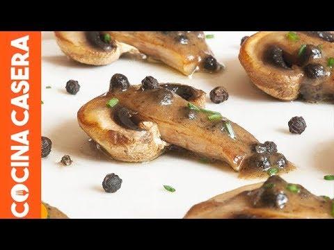 Salsa A La Pimienta Casera Recetas De Cocina Youtube