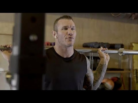 Randy Orton reveals WrestleMania workout secrets