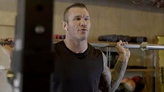Randy Orton reveals WrestleMania workout secrets