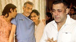 Salman Khan Visit Vinod Khanna In Reliance Hospital Late Night thumbnail