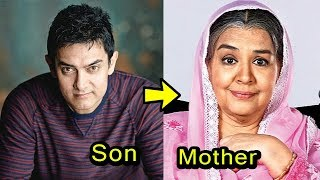 Top 10 Unseen Mothers of Bollywood Actors | 2018