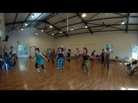 """Danza"", west african dance seminar"