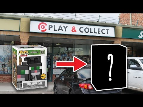 Play and Collect Pop Hunt | Trading My Chase Away!
