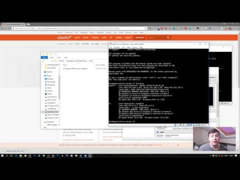 Guide to Pentesting - Episode 5 - Installing and configuring Ubuntu Application Server