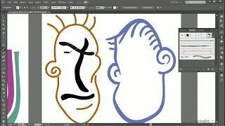 Illustrator tutorial: Using the Paintbrush tool   lynda.com
