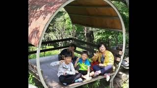 (1)우라는 멋진 3형제 할머니랑 산책을하고 도시락먹고…