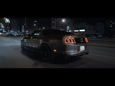 Most powerful Mustang in Ukraine! 1000hp.