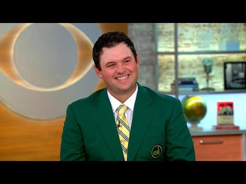 Masters champion Patrick Reed on his mental game going into tournament