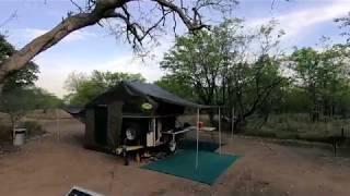 Tsendze Rustic Camp, Krขger National Park, South Africa - Dec 2018
