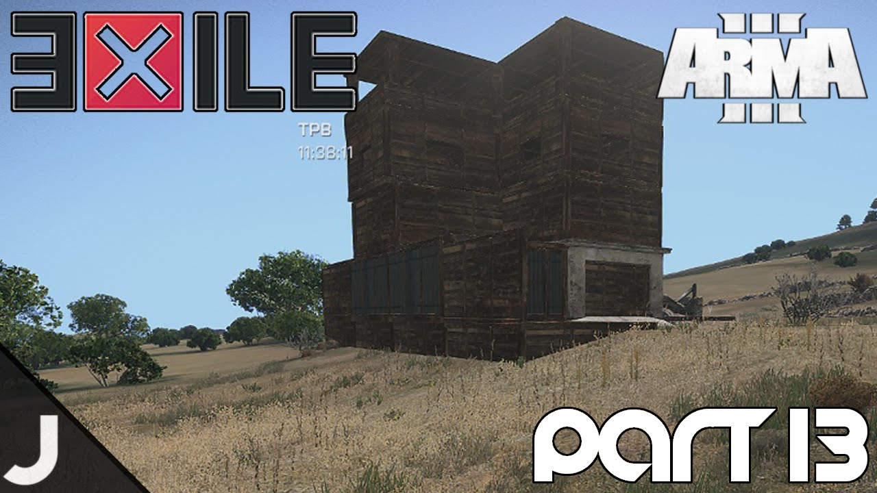Download Arma 3 Exile DayZ Mod - Series 1 - Part 13 - Build