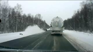Счастливчики на дороге  Кировская область  2015