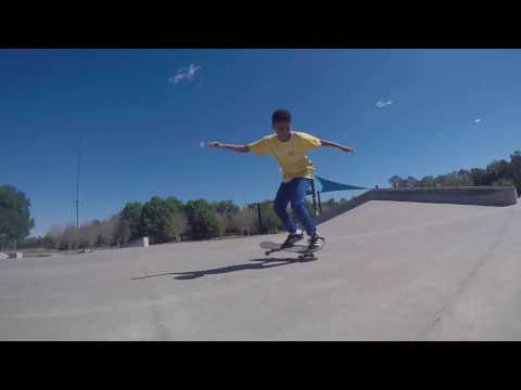 Skate for Life- Johnathan Austin 2017 - Gastroparesis Recovery