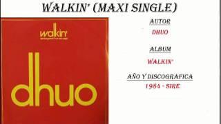 Dhuo - Walkin
