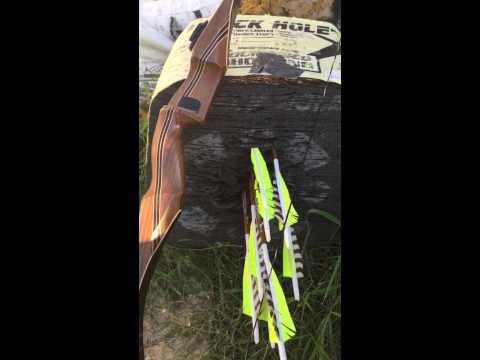 Fast Flight Bow String Feedback For My Red Stage Recurve Bow