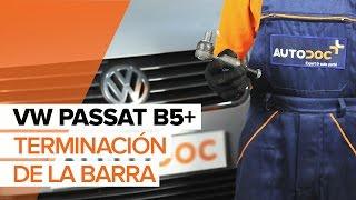 Montaje Rótula de Dirección VW PASSAT Variant (3B5): vídeo gratis