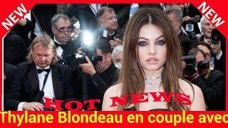 Thylane Blondeau en couple avec un « fils de », ils officialisent