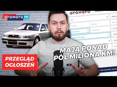 Auta z wielkim przebiegiem   Przegląd Ogłoszeń OTOMOTO TV