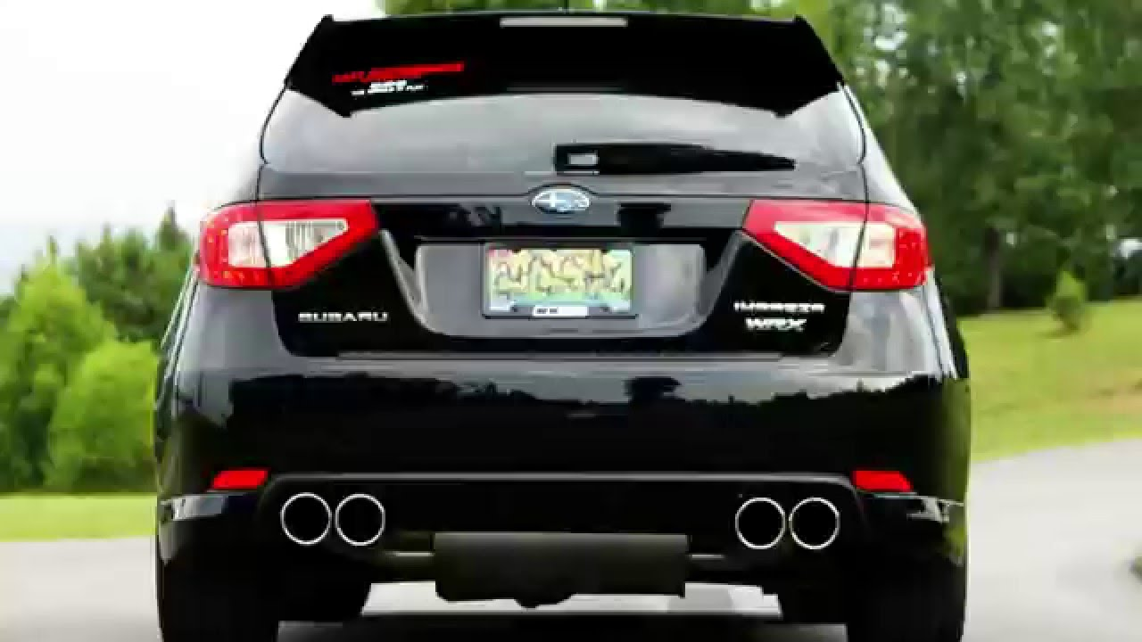 2009 subaru wrx hatchback pulls youtube. Black Bedroom Furniture Sets. Home Design Ideas