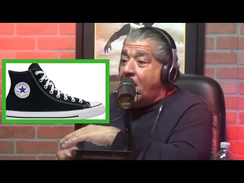Joey Diaz - Sneakers Meant Everything When I Was A Kid