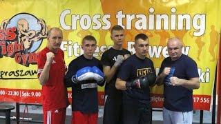 Zaproszenie na treningi boksu do UKS Champion