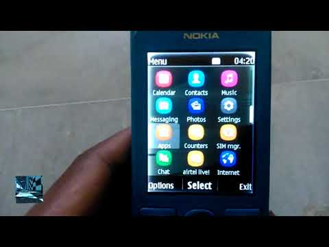 Nokia 206 can play YouTube