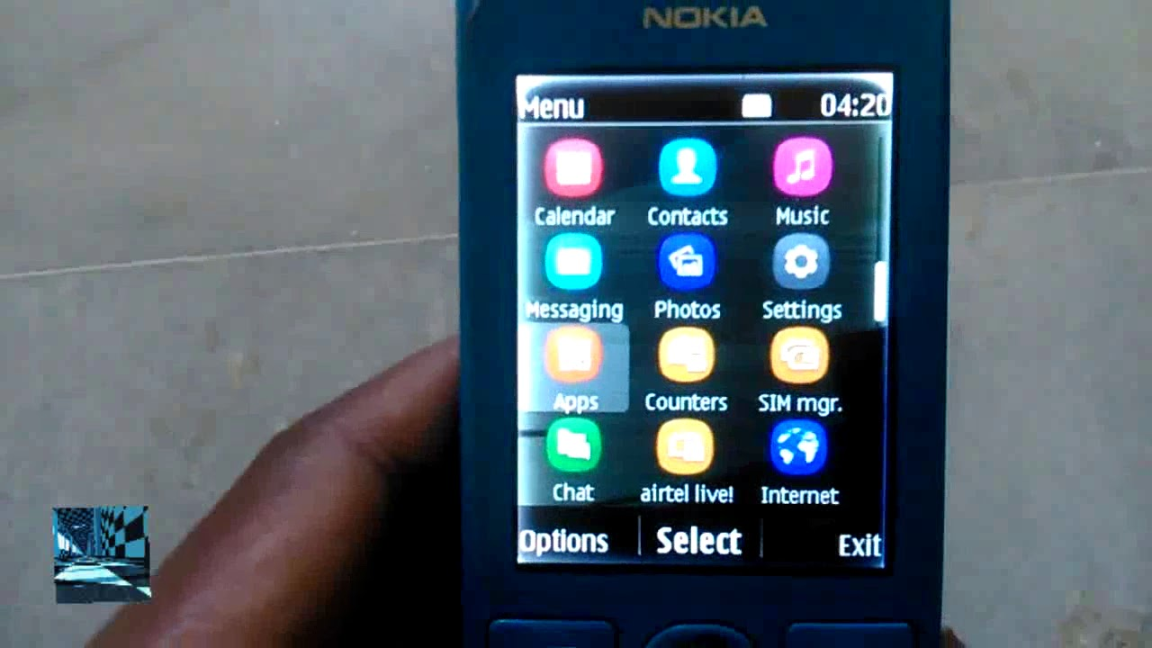 Nokia 206 Apps Videos - Waoweo