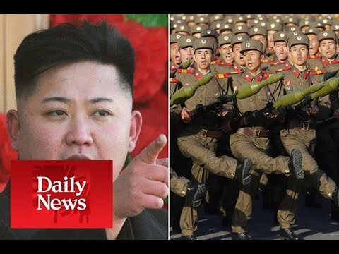 North Korea on brink of WAR: Soldiers cross border in violation of armistice agreement - DAILY NEWS