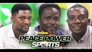 PEACE POWER SPORTS (21/10/2019)
