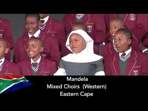 Mandela Primary School I Will Follow Him Youtube